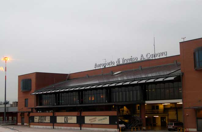 Treviso Airport is the main international gateway of the Italian city of Treviso.